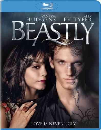 BEASTLY BY HUDGENS,VANESSA (Blu-Ray)